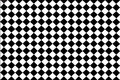 Checked  black , white background Royalty Free Stock Photo
