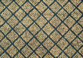 Checked carpet Royalty Free Stock Photography