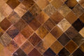 Checked carpet background Royalty Free Stock Photo