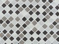 Checked fabric abstract suitable as background Royalty Free Stock Photos