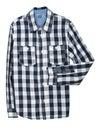 Checked shirt Royalty Free Stock Photo