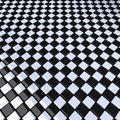 Checker 2 Royalty Free Stock Photo