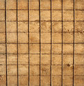 Checker wood textured board of Royalty Free Stock Photo