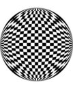 Checkerboard pattern Royalty Free Stock Image