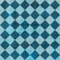 Checkered background color grunge illustration Royalty Free Stock Photos