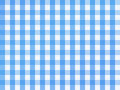 Checkered Bavarian Blue Royalty Free Stock Photos
