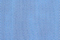Checkered blue texture great with white Stock Photo