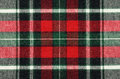 Checkered fabric texture