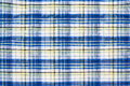 Checkered picnic tablecloth seamless pattern Royalty Free Stock Photos