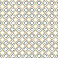 Checkered Retro Cube Tiles Color Rounded Squares Geometric Pattern Royalty Free Stock Photo