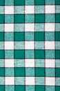 Checkered textile background Stock Photo