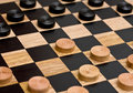 Checkers Royalty Free Stock Photo