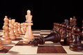Checkmate Royalty Free Stock Photo