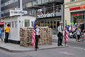 Checkpoint Charlie, Germany Stock Photos