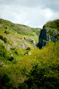 Cheddar Gorge Stock Images