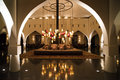 The chedi muscat hotel oman Royalty Free Stock Images