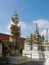 Chedi statue in royal palace Royalty Free Stock Images