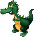Cheerful Dino