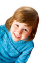 Cheerful kid Royalty Free Stock Image