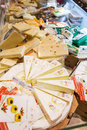 Cheese produced bangkok december discounts different at the st bonjour french fair on december in bangkok thailand Royalty Free Stock Photos