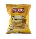 Cheese Toastie Crisps Royalty Free Stock Photo