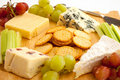 Cheeseboard Close-Up Royalty Free Stock Image