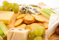 Cheeseboard Close-Up Royalty Free Stock Images
