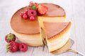 Cheesecake Imagem de Stock Royalty Free