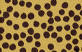 Cheetah texture background Stock Photo