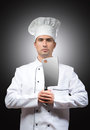 Chef With A Cleaver