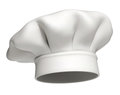 Chef hat vector icon - isolated Royalty Free Stock Photos