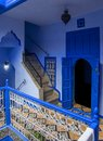 Chefchaouen town in Morocco Royalty Free Stock Photo