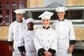 Chefs Stock Image