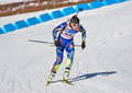 Cheile gradistei roamania january unknown competitor in ibu youth junior world championships biathlon th of january to february Stock Photo