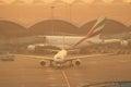 Chek lap kok airport hong kong a Stock Photos