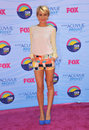 Chelsea kane formerly staub at the teen choice awards at the gibson amphitheatre universal city july los angeles ca Royalty Free Stock Photos