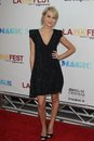 Chelsea Kane at the Los Angeles Film Festival Closing Night Gala Premiere  Stock Photo
