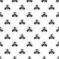 Chemical gas mask pattern vector