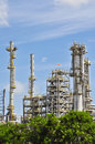 Chemical industrial Royalty Free Stock Photography