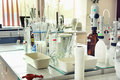 Chemistry lab Royalty Free Stock Photo