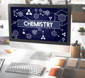 Chemistry Science Research Subject Education Concept Royalty Free Stock Photo