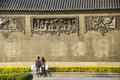 The chen clan academy locally known as ancestral hall was built on donation from lineages in guangdong province Stock Photos