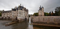 Chenonceaux Royalty Free Stock Photo