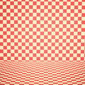 Chequered background Stock Image