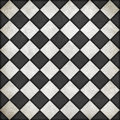 Chequered grunge background Stock Photo
