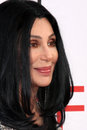 Cher arrives at the afi salute to mike nichols sony pictures studio culver city ca june Stock Photo