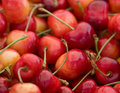 Cherries Abstract Royalty Free Stock Photo
