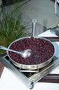 Cherries Jubilee Royalty Free Stock Photo