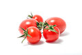 Cherry Grape Tomato Royalty Free Stock Photo