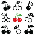 Cherry icons